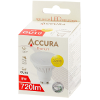 Żarówka LED ACCURA PowerLight, GU10,  9W