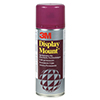 Klej w sprayu permanentny, Displaymount, 3M